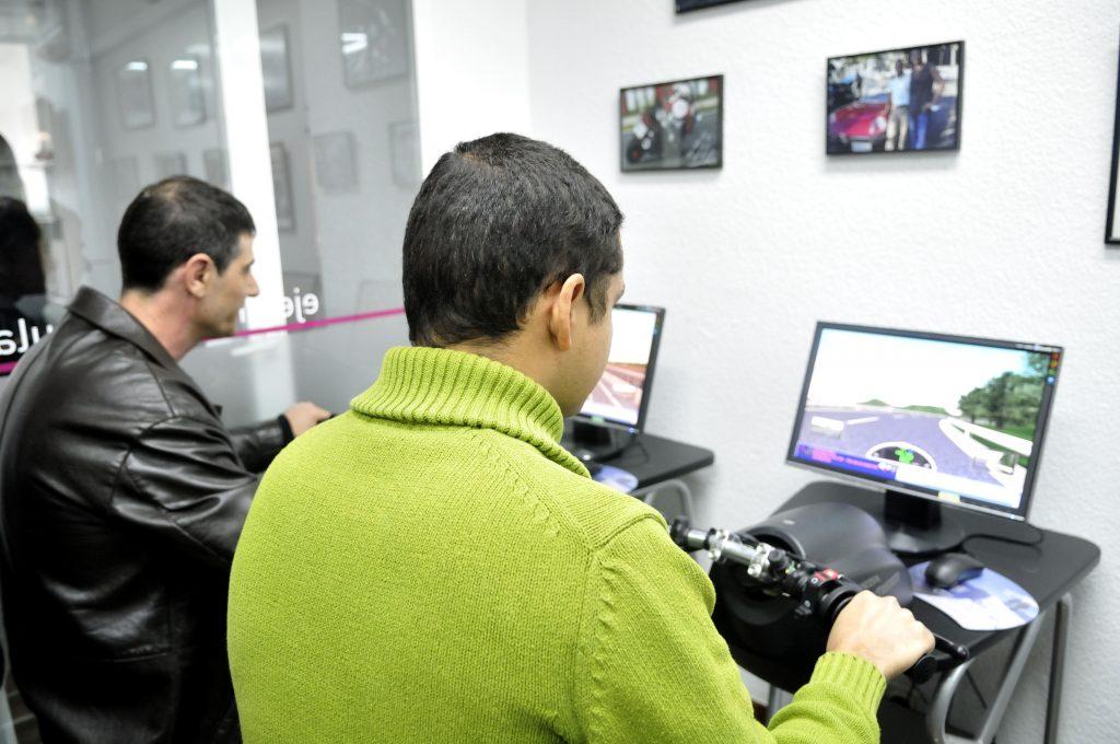 Simuladores Motoescuela