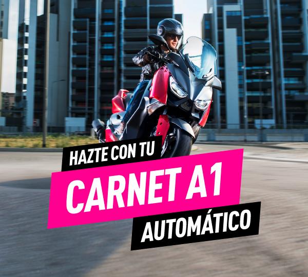 Carnet A1 Automatico
