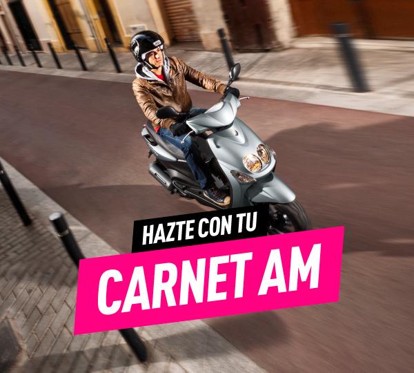 Carnet AM Ciclomotor