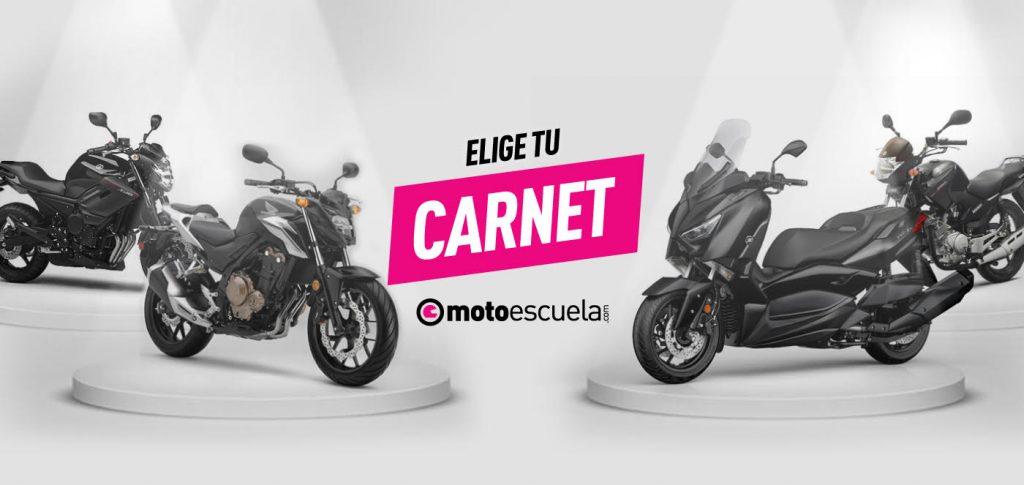 Slide Carnets Moto