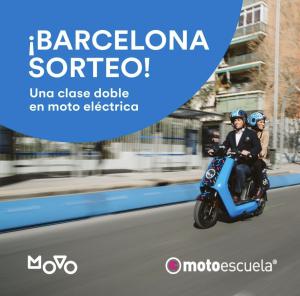 alquiler moto Barcelona