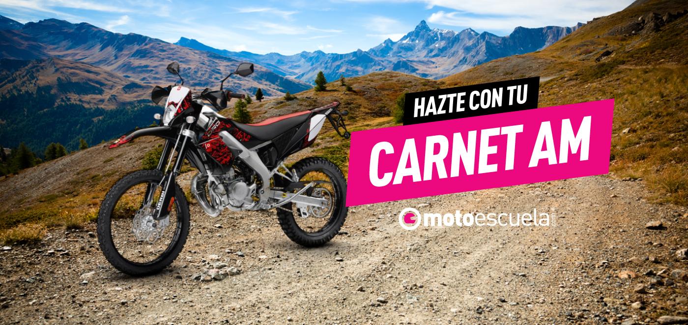 Carnet AM - Ciclomotor